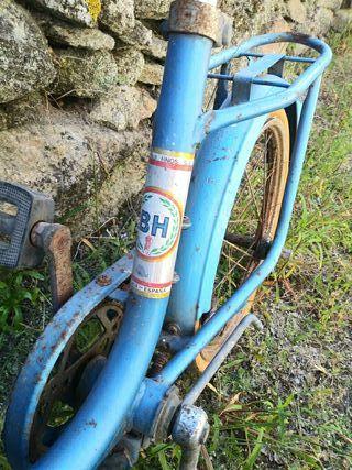 bicicleta bh infantil antigua clasica
