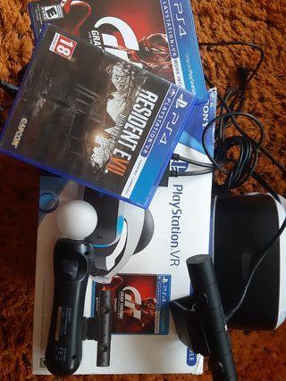 PlayStation VR - Gafas Realidad Virtual PS4