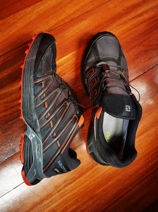 Salomon trekking zapatillas