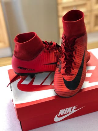 Botas de fútbol Nike mercurial