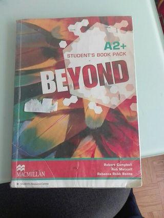 Libro inglés 1Eso Beyond A2+