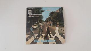 Disco vinilo single The Beatles