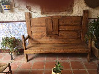 Restauracion de muebles de madera -Antigüedades-