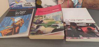 Libros lectura ESO.