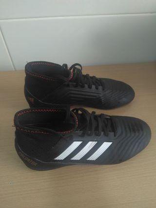 botas de fútbol Adidas Predator niño
