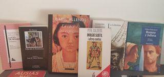 libros lectura Bachiller y Eso