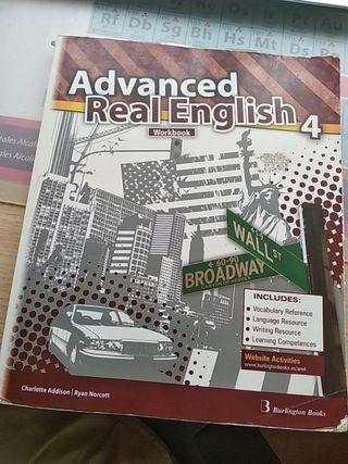 Libro de inglés (workbook) 4° ESO