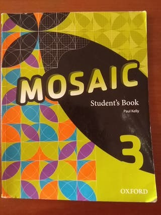 Mosaic Sudent's Book 3° ESO 9780194652063