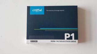 DISCO SSD M. 2 CRUCIAL 1TB NUEVO