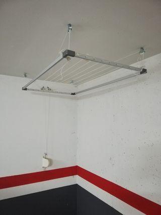 Tendedero de techo