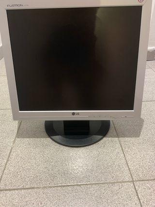 Monitor LG 17