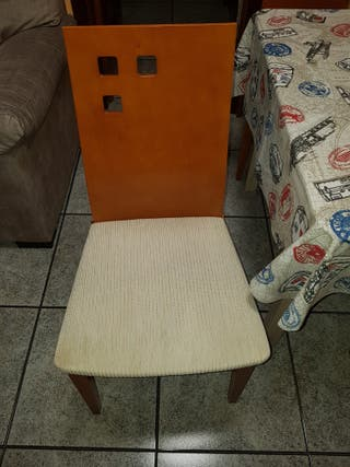 sillas de salon
