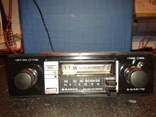 RADIO CASSETTE PARA COCHE