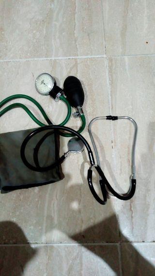 medidor de presion arterial
