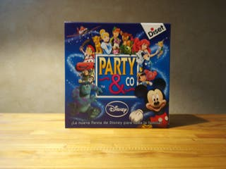 PARTY AND CO DE DISNEY
