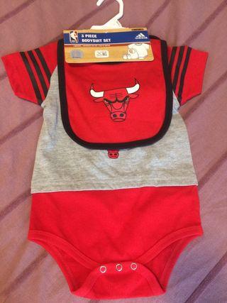 Chicago Bulls conjunto 3 piezas