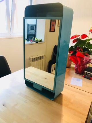 Espejo baño Ikea Gunnern