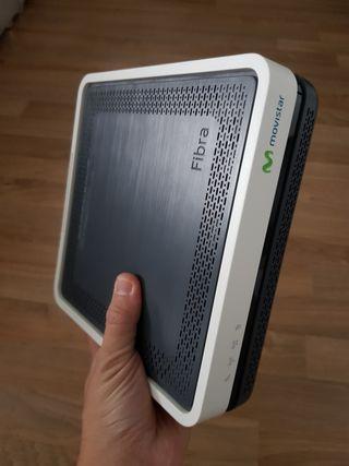 Router HGU Smart Wifi Movistar