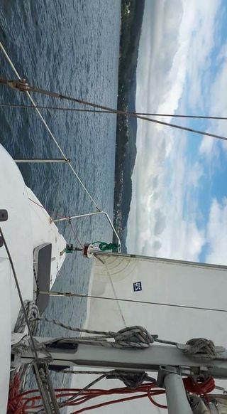 barco velero puma 23