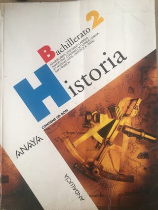 Historia Anaya Bachillerato 2