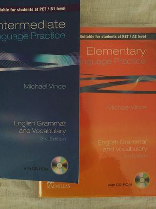 Libros Inglés Language practice A2/B1