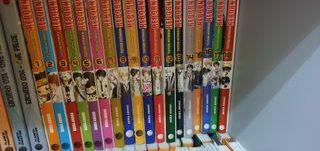 Vendo Manga TUTOR HITMAN REBORN