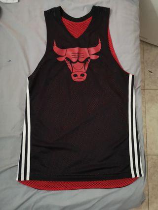 camiseta Chicago bulls Adidas original