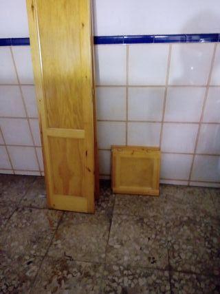 puertas de armario empotrado dos grandes y dos