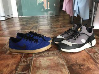 Vendo zapatillas Nike sb y Nike huarache.