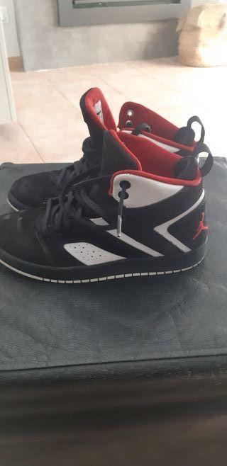 zapatillas basquet Nike air jordan