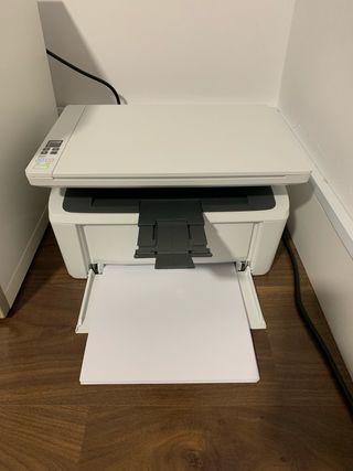 Impresora HP multifunción LaserJet Pro M28w