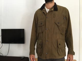 Barbour chaqueta hombre XL
