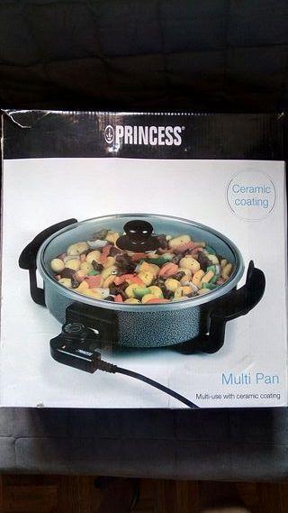 Sartén multi pan Princess. Nueva a estrenar!!!