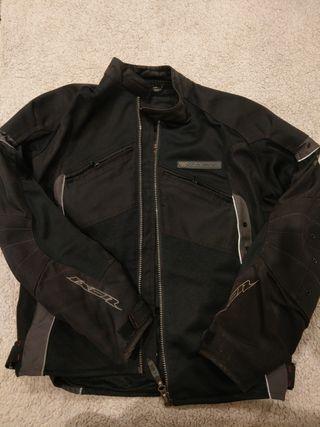 chaqueta moto de verano