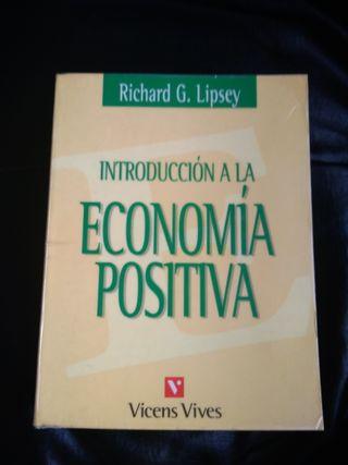 Introducción a la Economía Positiva-Richard Lipsey