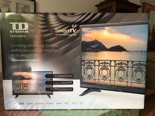 Smart TV 24'' LED