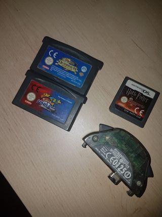 Lote juegos de Gameboy