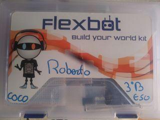 Flexbot Kit Robótica
