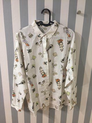 Camisas para mujer Zara de segunda mano en la provincia de