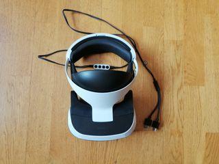 PlayStation VR + Mandos Interactivos + PS Cámera