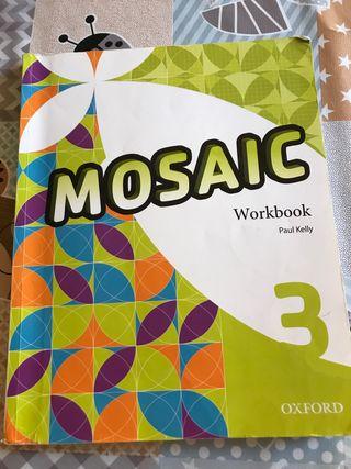 Libro inglés Modaic 3