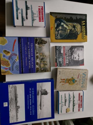 Libros de Historia Militar