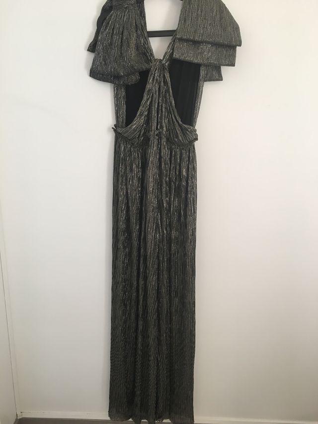 Vestido de fiesta Zara