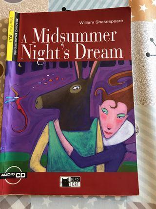 A Midsummer Night's Dream (libro en inglés)