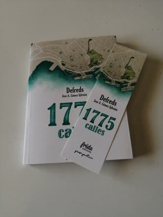 1775 calles (libros prosa poética)