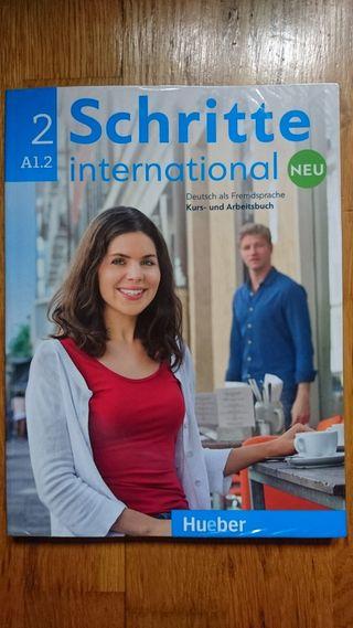 Libro de alemán. Escuela Oficial de Idiomas