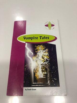Libro de lectura en Inglés Vampire Tales