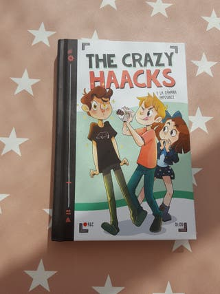 Libro The Crazy Haacks.
