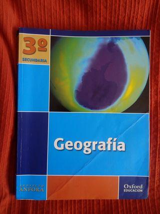 libro de geografía