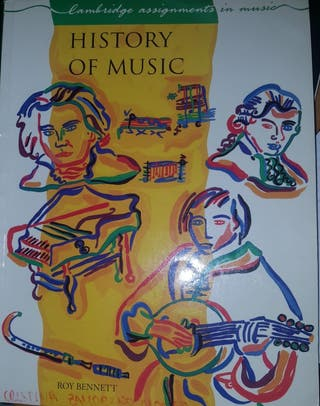 history of music , Roy Benett